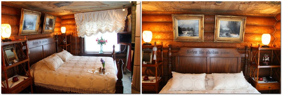 2-5-Russia-Seneshal-luxurious-hotel-interior-design-timber-house-Provence-classical-style-ceiling-painting-latin-quote-on-headboard-bed