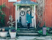 Organic Boho Chic Summer House in Sweden