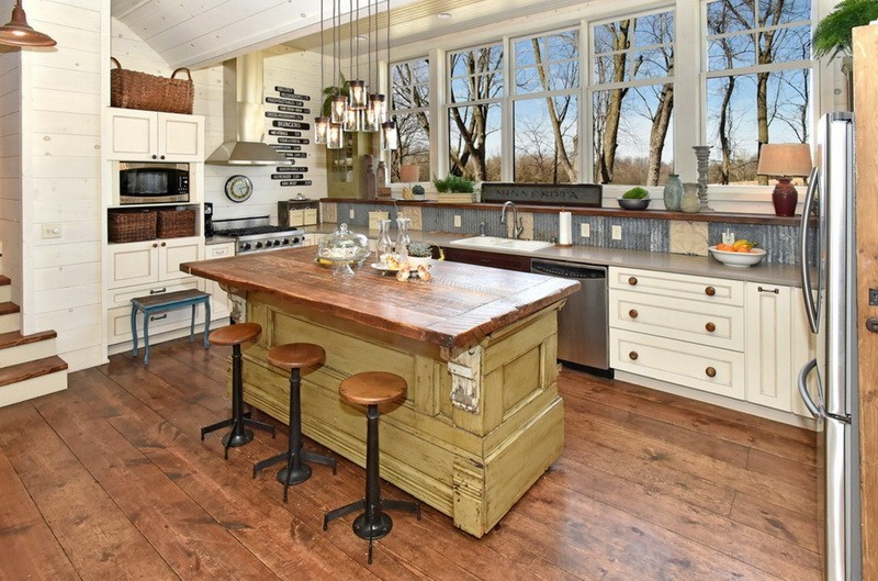 2-rustic-white-wooden-kitchen-set-interior-design-with-beautiful-view-many-windows