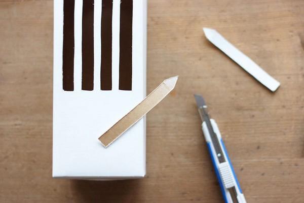 3-DIY-hand-made-Christmas-light-houses-milk-juice-cartons-re-use-ideas