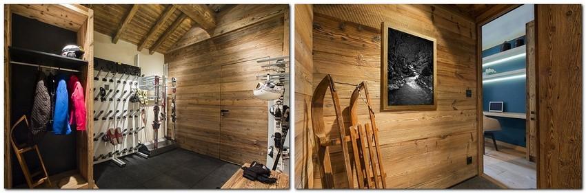 3-chalet-style-interior-design-stone-wood-ski-sledge-storage-room