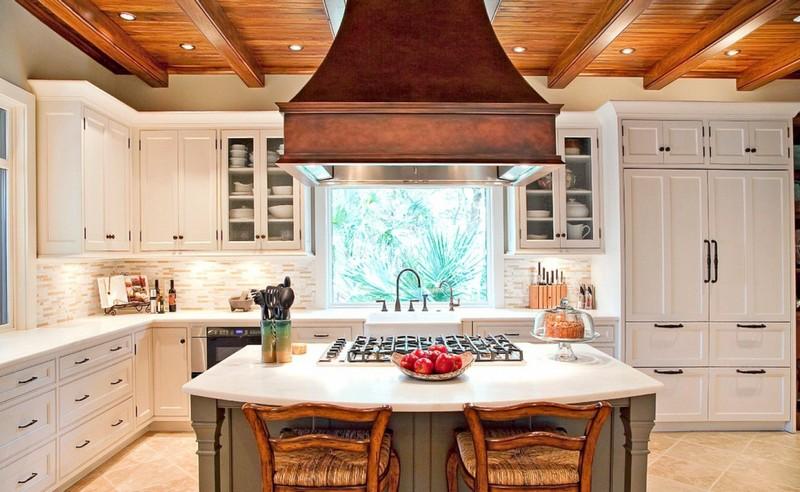 3-kitchen-island-white-traditional-kitchen-set-large-big-cooker-hood