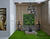 Eco-Style Office Interior Design Project
