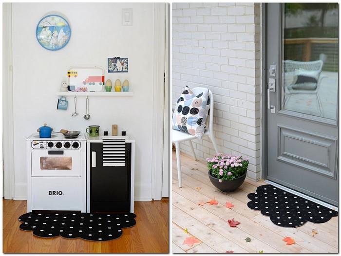 4-DIY-remake-tvis-door-mat-black-IKEA-half-moon-cloud-shaped