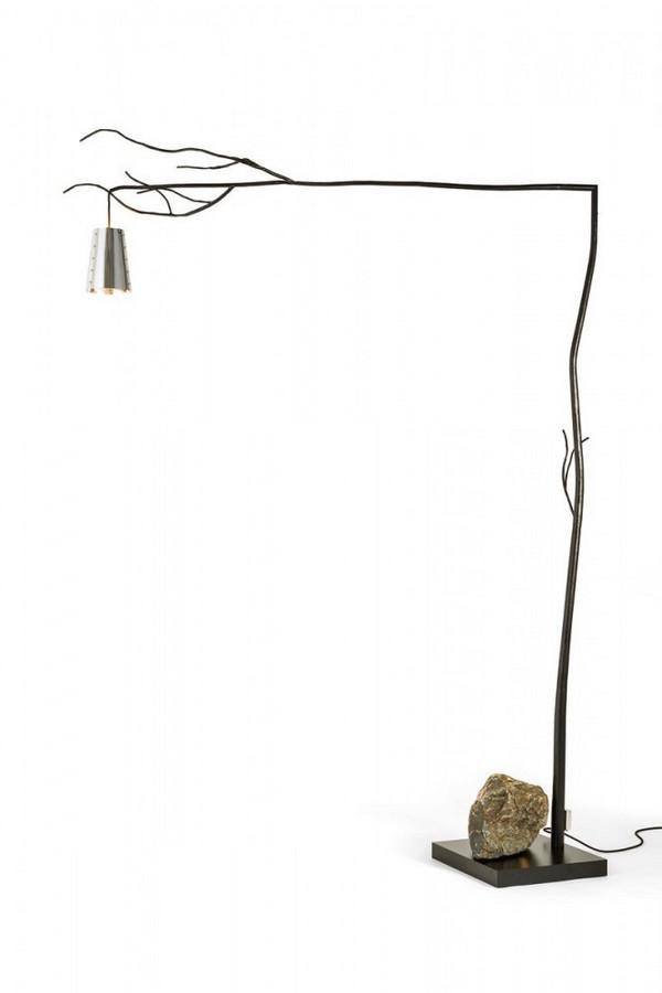 5-Brand-van-Egmond-designer-handcrafted-unusual-standard-floor-lamp-Flintstone-stainless-steel