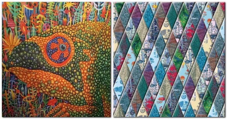 5-new-home-decor-products-for-year-2017-wall-mural-surrealistic-pattern-Kirill-Ovchinnikov-Russia-Manders-ARTFN