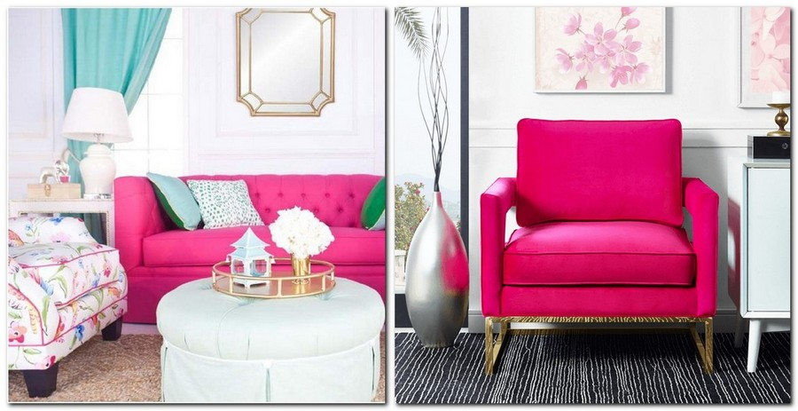 5-pink-yarrow-color-of-the-year-2017-pantone-in-interior-design-living-room-furniture-sofa-arm-chair