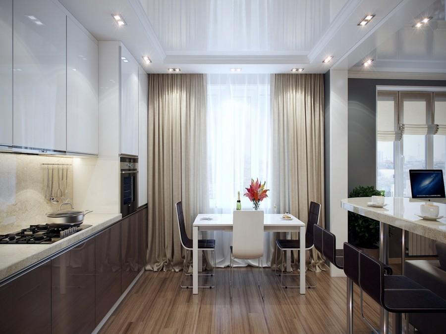 6-lined-curtains-in-kitchen-interior-design-window