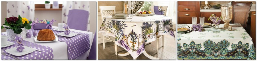 7-1-beautiful-tablecloth-purple-green-white-lavender-lilac