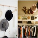 8-hat-storage-ideas-organizer-rod-chain-dislplay-in-walk-in-closet-vintage