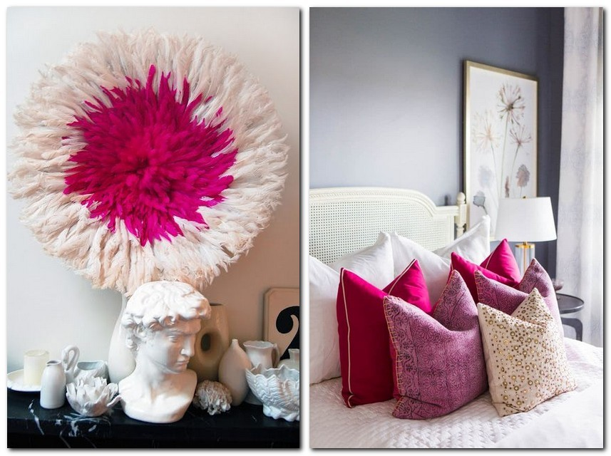 8-pink-yarrow-color-of-the-year-2017-pantone-in-interior-design-bedroom-decor-decorative-pillows