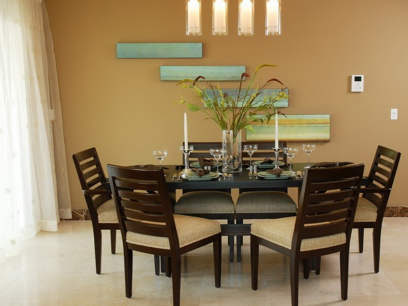 8-trafitional-style-dining-room-beige-and-brown-set-beautiful-table-setting-candles-flowers