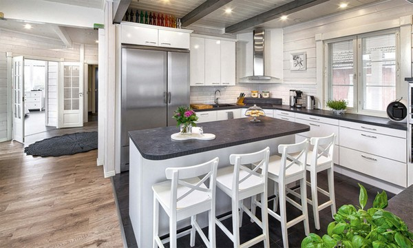 8-white-and-gray-Scandinavian-style-interior-design-furniture-walls-wooden-house-IKEA-kitchen-set-window-venetian-blinds