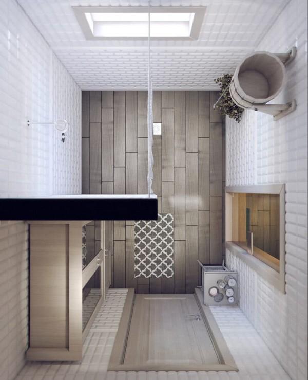9-white-bathroom-interior-white-brick-tiles-with-beveled-edges-faux-wood-ceramic-floor-tiles-shower-room-top-plan-view