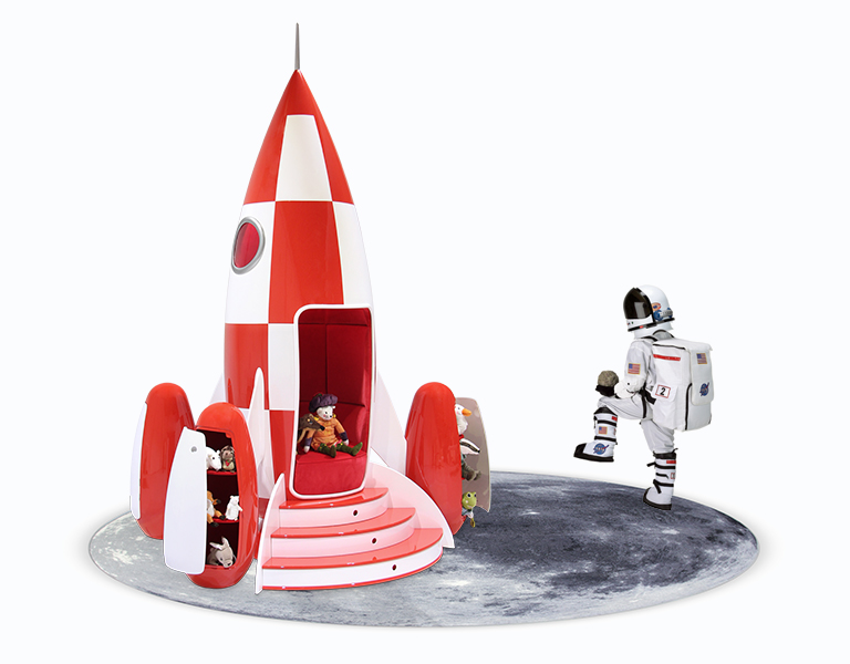 0-circu-Portugal-dream-fantastic-kids-furniture-design-rocky-rocket-shaped-arm-chair-red-and-white-velvet-upholstery