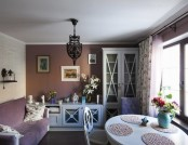 Eclectic Apartment: Shabby Chic & Ethnic & Provence