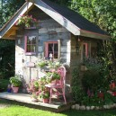 0-garden-timber-shed-beautiful-landscape-flowers