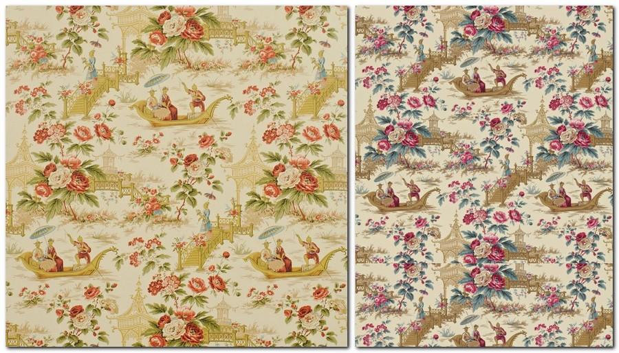 1-2-chinese-garden-pattern-English-British-style-wallpaper-design-orientalism-oriental-motifs-Georgian