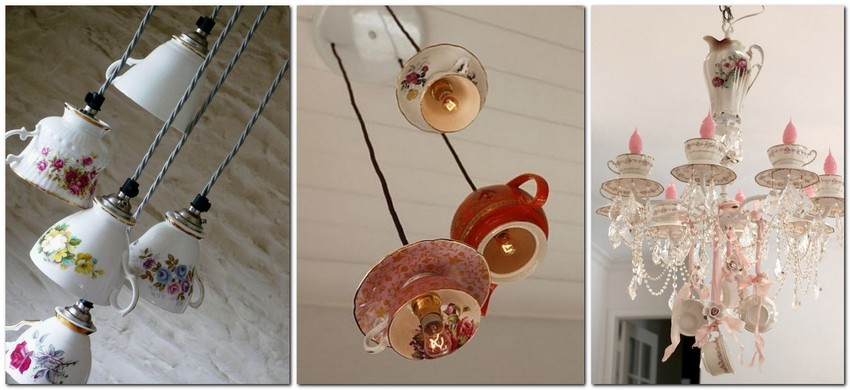 1-how-to-re-use-old-cups-ideas-pendant-lamp-chandelier-DIY-handmade