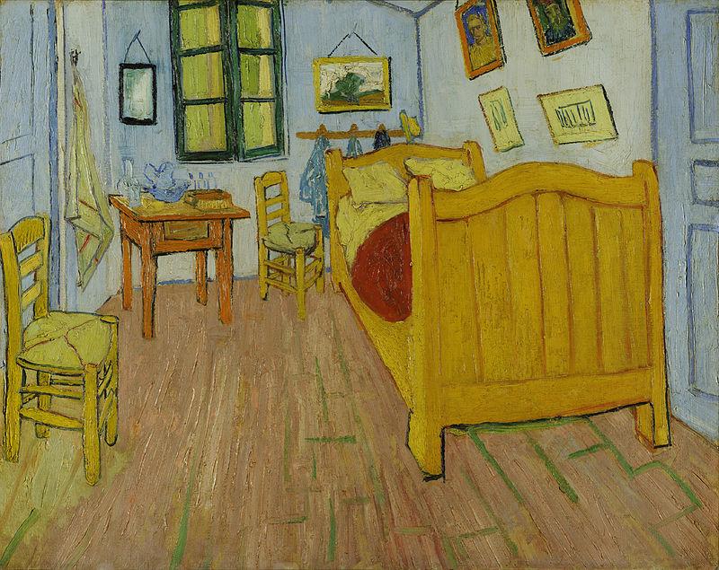 1-vincent-van-gogh-painting-the-bedroom-in-arles-version-1