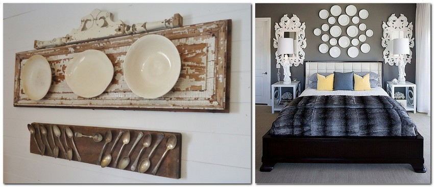 12-how-to-re-use-old-dishes-plates-cutlery-forks-spoons-ideas-wall-decor-DIY-handmade