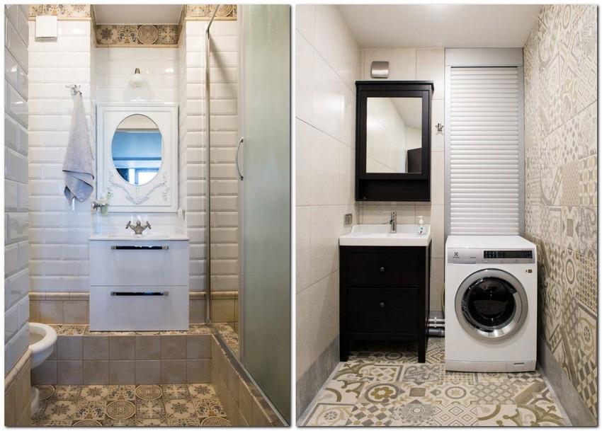 12-white-beige-black-bathroom-interior-design-brick-tiles-laundry-room