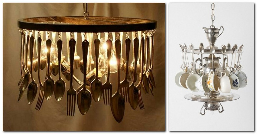 2-how-to-re-use-old-cups-cutlery-forks-spoons-ideas-lamp-chandelier-DIY-handmade