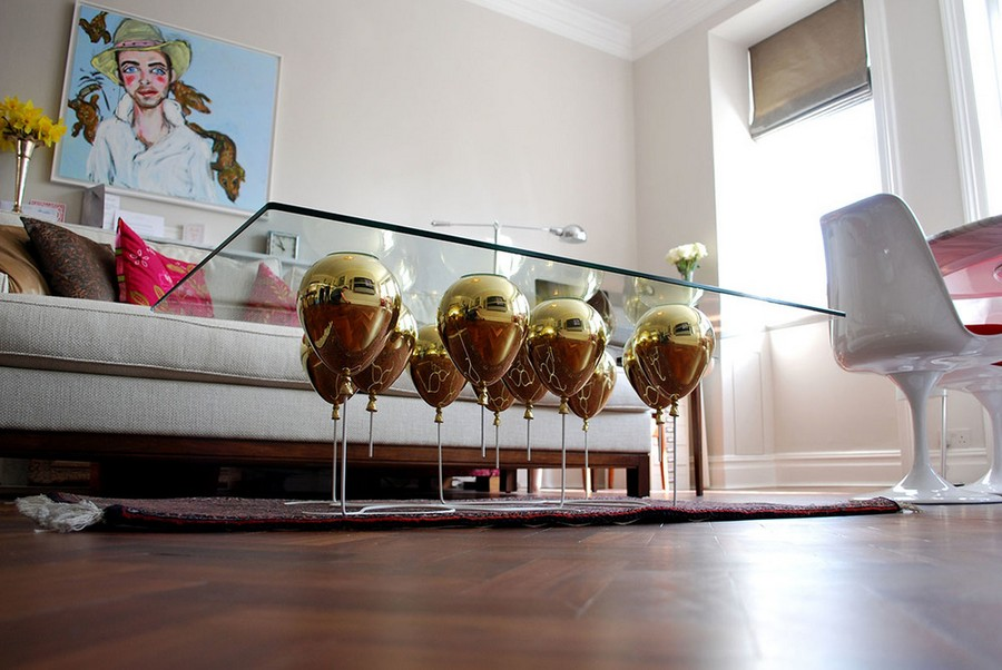 3-4-exclusive-creative-designer-table-by-Duffy-London-Up-Balloon-Table-glass-and-steel