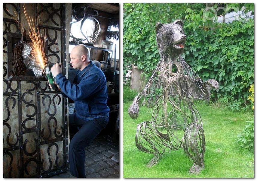 3-Vadim-Kuleshov-Russian-sculptor-metal-garden-sculpture-forged-art-horse-bear