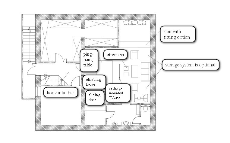 3-interior-design-project-preparation-zoning-of-the-ground-basement-floor-plan-layout-furniture
