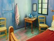 Bedroom in Arles – a Chance to Sleep in van Gogh's Bedroom