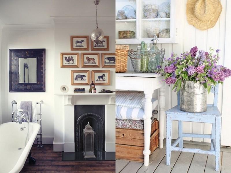 6-Provence-style-bathroom-interior-design-vintage-retro-bathtub-decor-pastel-colors-furniture-flowers-pictures-shelves-stool