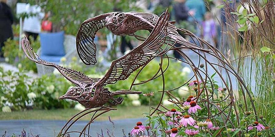 6-Vadim-Kuleshov-Russian-sculptor-metal-garden-sculpture-forged-art-birds-sea-gulls