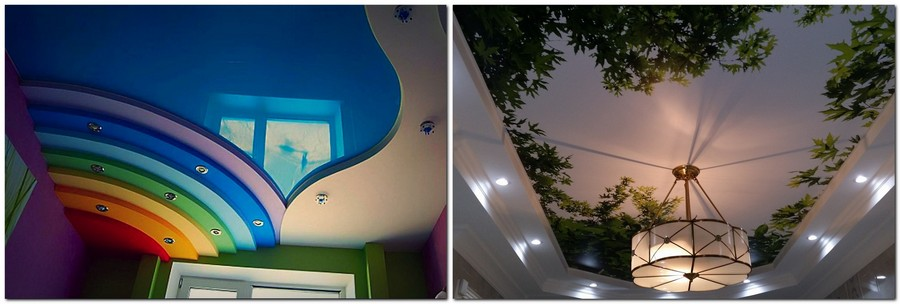 8-stretch-ceiling-multilevel-multicolor-rainbow-colors-spring-sky