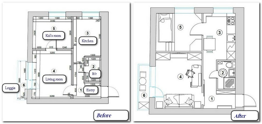 0-1-two-room-apartment-layout-alterations-before-after-walk-through-room-kitchen-small-plan-scheme