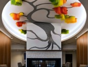 """Miracle Tree """"Growing"""" in the Long-Term Care Centre in Canada"""
