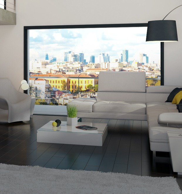 0-new-innovative-smart-home-technologies-2017-in-interior-design-open-concept-contemporary-style-living-room-panoramic-window-city-view-light-gray-modular-sofa-floor-lamp-coffee-table