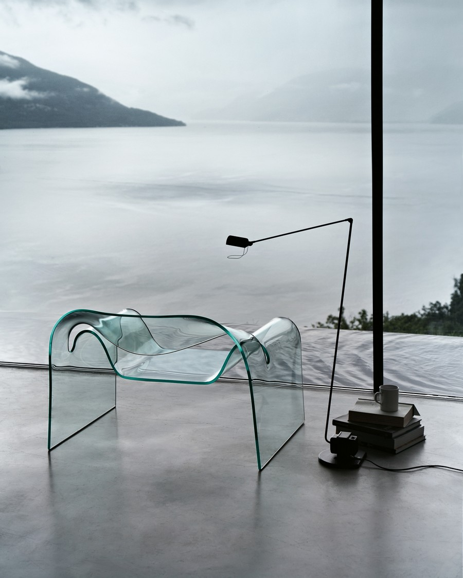Awesome Design Chair Glass