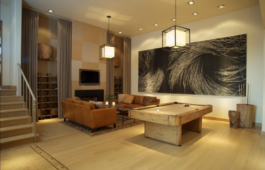 Billiards Room Interior Design Tips And Ideas Home Interior Design Kitchen And Bathroom