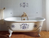 What Bathtub Material to Choose: Cast Iron, Steel or Acrylic?