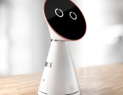 Mikey: Innovative Countertop Robot & Personal Kitchen Assistant