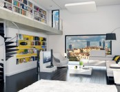 Tour Around an Araptment with New Smart Home Technologies