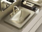 Exclusive Bathroom Design Collection by Giorgio Armani: Baa for Roca