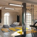 2-home-gym-interior-design-light-neutral-colors-windows-fitness-exercise-equipment-beige-gray-yellow-bars-corkwood
