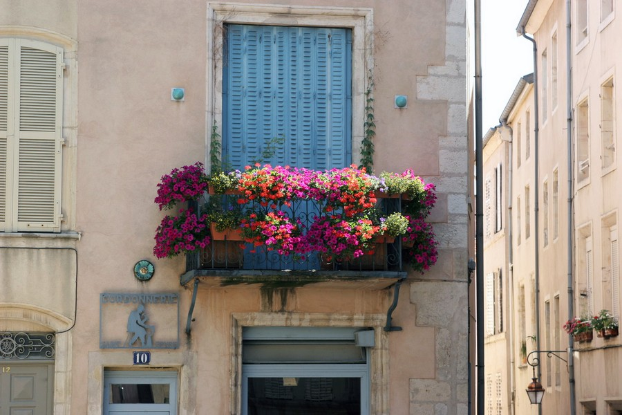 29-beautiful-balconet-balconette-Juliet-balcony-in-architecture-exterior-design-wrough-metal-railing-forgery-barrier-flower-bed