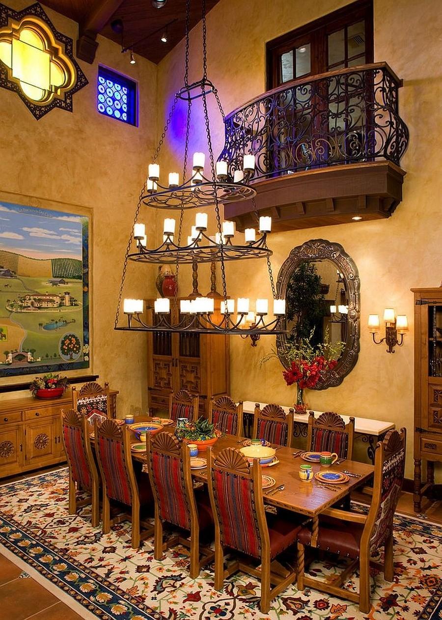 35-beautiful-balconet-balconette-Juliet-balcony-indoor-in-interior-design-wrough-metal-railing-forgery-barrier-dining-room