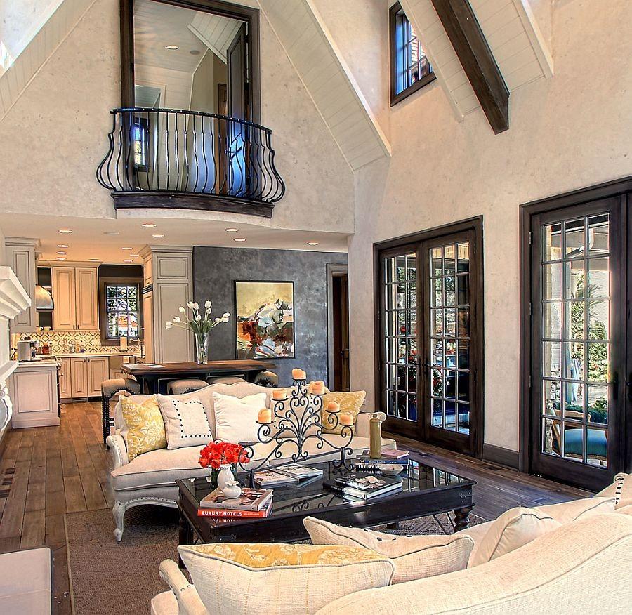 36-beautiful-balconet-balconette-Juliet-balcony-indoor-in-interior-design-wrough-metal-railing-forgery-barrier-living-room