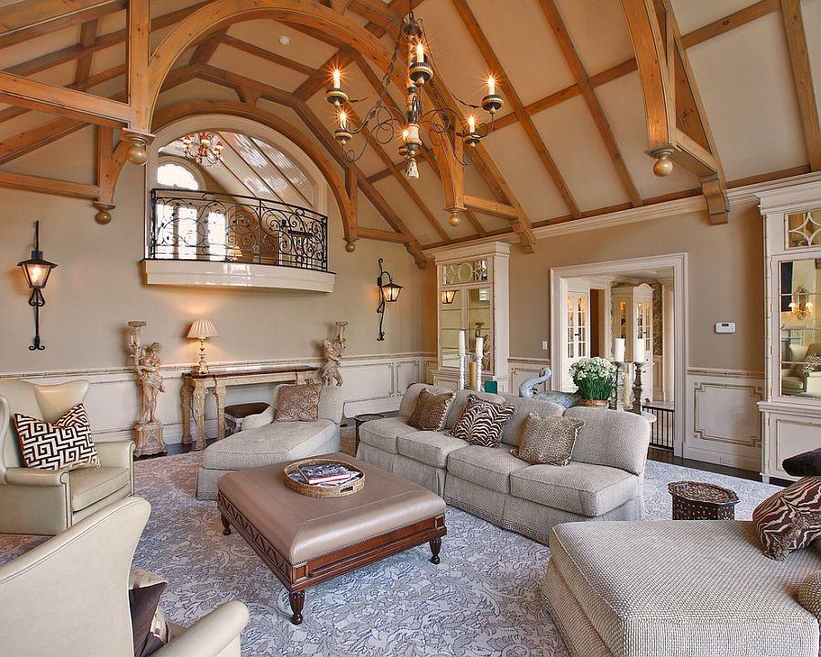 38beautiful-balconet-balconette-Juliet-balcony-indoor-in-interior-design-wrough-metal-railing-forgery-barrier-living-room