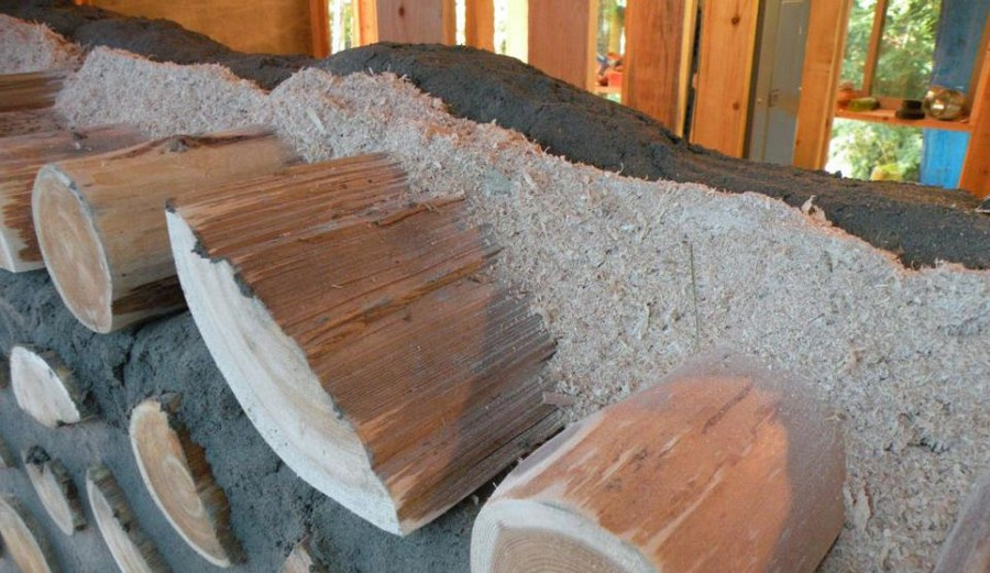 4-cordwood-technology-technique-eco-friendly-house-construction-building-walls-insulation-mortar