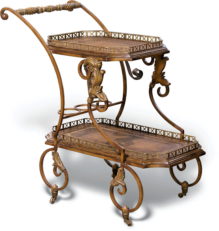 4-serving-trolley-ethnical-handmade-Dream-Lake-creative-design